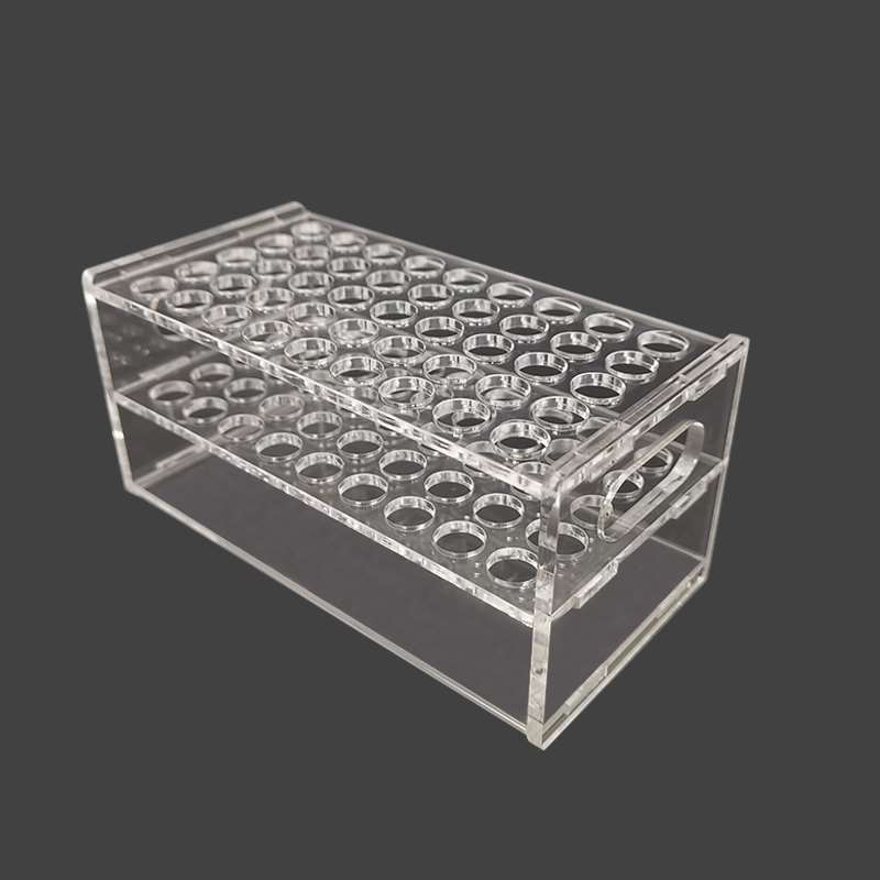 (SE)有机玻璃 塑料离心管架