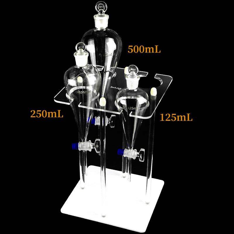 (SE)有机玻璃 分液漏斗架