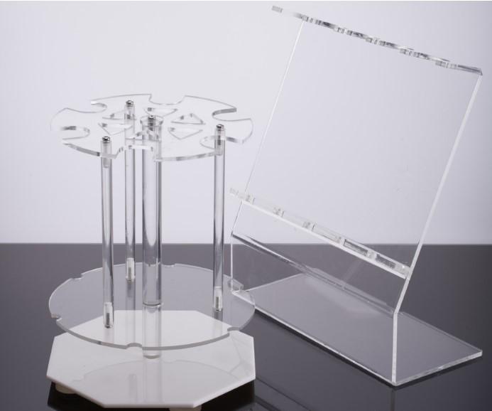 (SE)有机玻璃 移液枪架