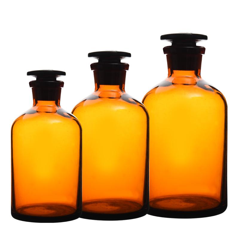 (HO)棕色小口试剂瓶/棕小口